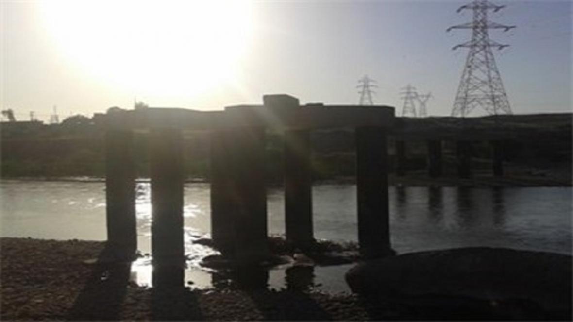 پلی که نظاره گر بخشی از تاریخ دفاع مقدس ما بود