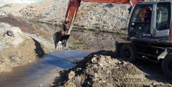 آزادسازی و رفع تصرف حدود 50 هکتار از حرایم و بستر رودخانه ها و مسیل ها