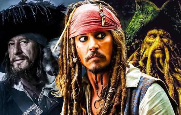 چرا دزدان دریایی کارائیب 6 نمی تواند جک اسپارو را کنار بگذارد؟